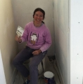 Seriously I am painting - Ruth McCance