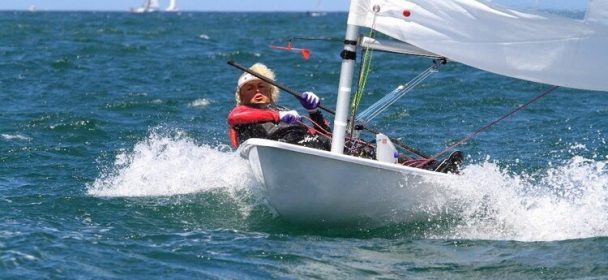 Try Laser Sailing – Mosman Collective