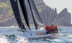 Vanessa second in Sydney Hobart Yacht Race – December 2018